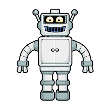 image of a robot